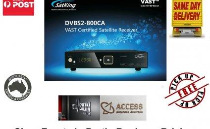 SatKing DVBS2 800CA VAST