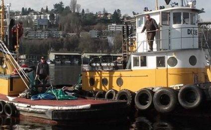 Fremont Tugboat Company Inc