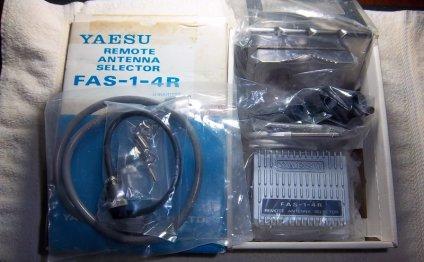 Remote Antenna Selector