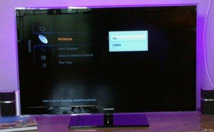 TV Antenna Install