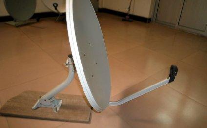 Ku band 60*65cm dish antenna