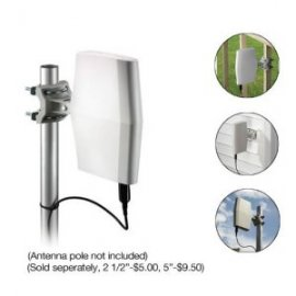 Philips SDV8622T-27 Indoor and Outdoor television Antenna