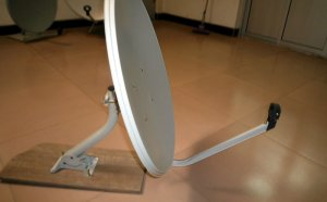 Satellite Dish antenna Installation