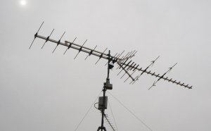 What is an off air antenna?