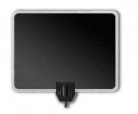 The Leaf Indoor HDTV Antenna works much better than a rigid little bit of synthetic has any to.