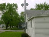 DIRECTV TV antenna Installation