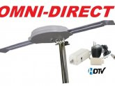 Omni Directional Outdoor digital TV Antenna