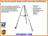 TV antenna Roof Mounts