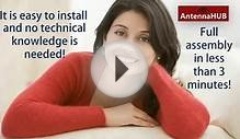 AntennaHUB is the place to go for the best indoor and