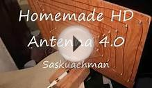 Homemade HD Antenna 4.0