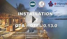 Installation of OTA HOTEL MANAGEMENT 0.13.0 on Windows PC
