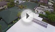 Solaric Aerial Drone - completed installation - Astra