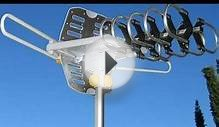 Top 10 HDTV Antennas 2015 Reviews