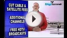 U DigiTenna The Ultimate For Free Broadcast HDTV